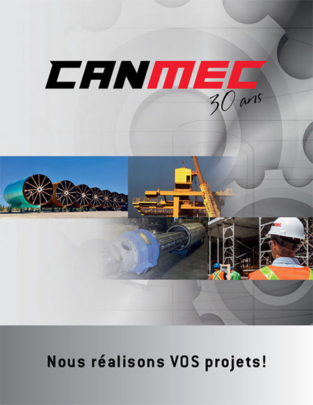 CV corporatif Canmec 2018
